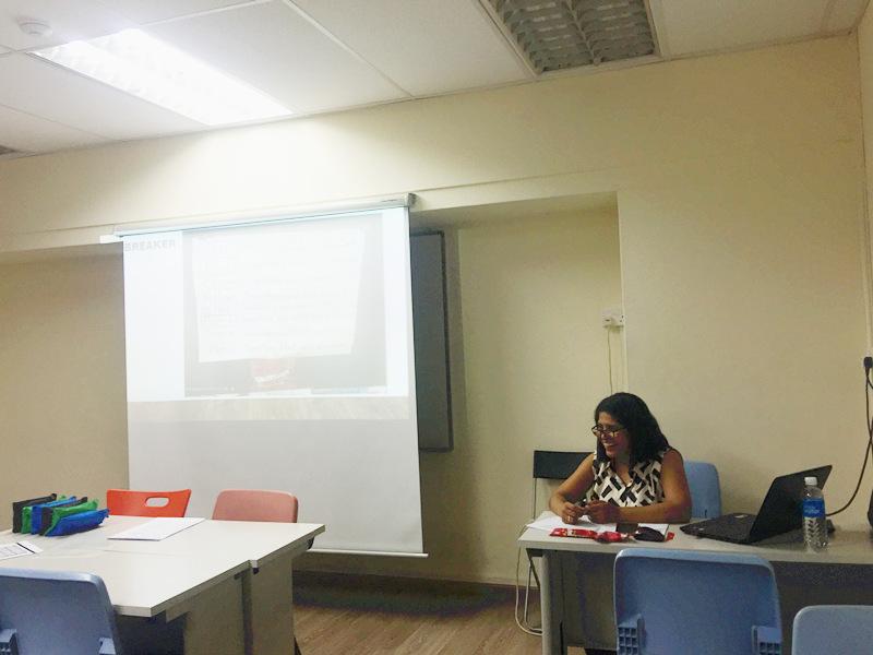 教师学期总结研讨会