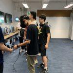 我校O水准学生参观新加坡理工学院